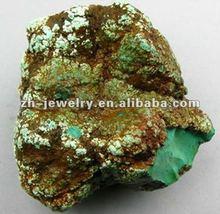 turquoise jade rough stone