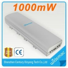 Long Range 1000mW High Power 150Mbps Wireless Outdoor CPE / AP / Bridge / Client / Router
