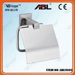 stainless steel bathroom accessories toilet paper holder