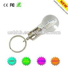 Light bulb usb disk in USB Flash Drivers/ good quality bulb usb stick free sample