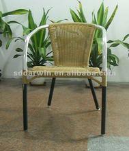 2012 New Design Stackable Wicker Garden Chair SV-8895