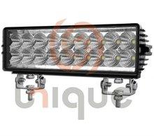 high power 12v 24v led auto lamp bar off road