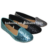 2012 new style girls glitter shoes
