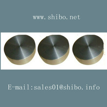 High purity Molybdenum disc 99.95%Round disc/ disk/ring