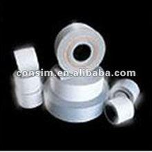 BA7200 silver reflective heat transfer film, PVC backing,heat transfer film transparent