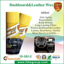 dashboard wax/table board wax manufactrer/factory (RoHS Certificate)