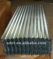 Verzinktem wellblech/dachmaterial metall/dachprofilsegmenten