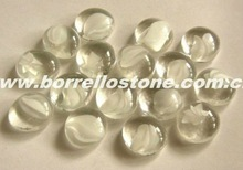 Crystal Flat Glass Beads For Vases