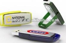 Cheapest price plastic Promotional USB flash drive /branding your logo USB stick2G/4G/8G/16G