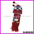 Various colors newest Kids Winter kids Scarf, Hat & Glove Sets