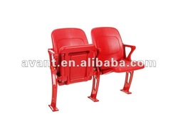Merit fixed seating arena seating university seat for basketball softball entertainment sports games