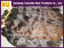 Grade AAAA 100% unprocessed virgin remy brazilian human hair braid