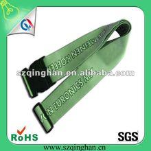 custom cheap 5cm adjustable nylon strap