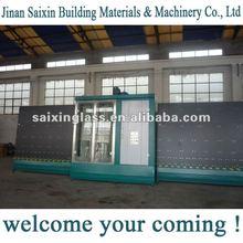 vertical glass washing and dry machine