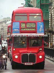 London 3D decorate picture with deep 3D effect plastic 3D picture
