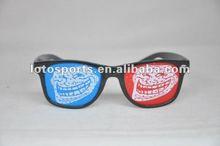 2012 custom fashion pinhole glasses with good quality for funny