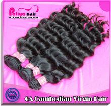 popular cambodain virgin hair in demand products 2012