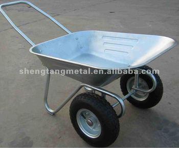 wheelbarrow wb6211 with two wheels