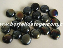 Black Glass Beads For Fish Pond