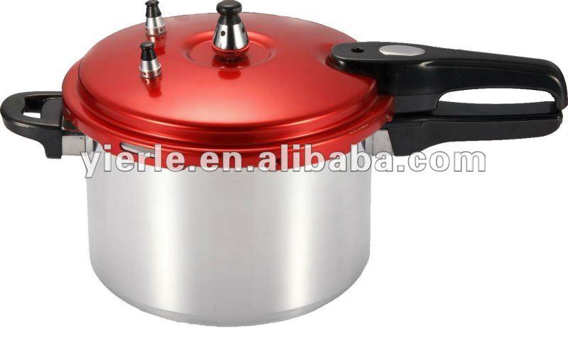 Aluminum pressure cooker