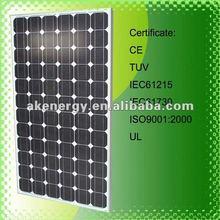 250w mono high efficiency 300 watt solar panel