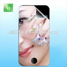 factory High Qaulity for Iphone 4 Mirror Screen Protector Paypal accept