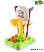 Sports toys/sport play set/basketball & Golf toys