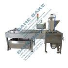donut depositing & frying machine donut automatic machine