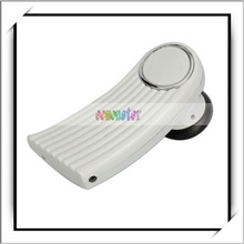 With The Volume Keys Mono Bluetooth Headset White-82005496