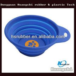 foldable dog travel bowl
