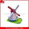 Mousse 3D puzzle moulin à vent hollandais hollande moulin ( pays - bas )