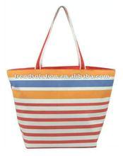 2012 striped beach bag BB-0004