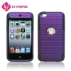 new covers for iphone accessories hybrid mesh combo cases for ipod touch 4 waterproof bag