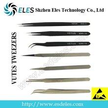 USA standard VETUS stainless steel tweezers