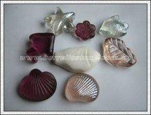 Irregular Glass Beads For Bathroom