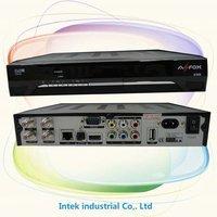 New AZFOX Z3S HD Twin Tuner SKS IKS