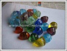 Decorative Irregular Glass Beads For Pools
