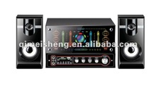 2.1 active multimedia channel speaker with USB,SD,FM ,Remote Control