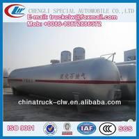 50cbm to 100cbm LPG Storage Gas Tank Pressure Vessels Tanker