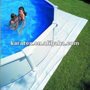Pano de chão para piscina
