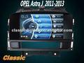 klasik dijital opel dvd navigasyon sistemi opel astra j pip ipod usb tam fonksiyon