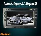 renault megane car multimedia with ISDB-T/DVB-T/ATSC function