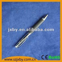 logo on pen clip metal pen