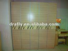 Modern cheap five door wardrobe inwardrobes