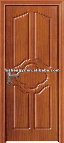 Chapas para puertas interiores puertas identificaci n del for Puertas de madera para dormitorios