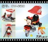 Christmas present children pedal tricycle/Plastic toy cars