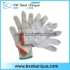 Promotional White 100% Safety working Cotton glove
