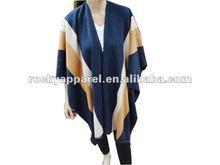 acrylic poncho coat 2013 popular styles