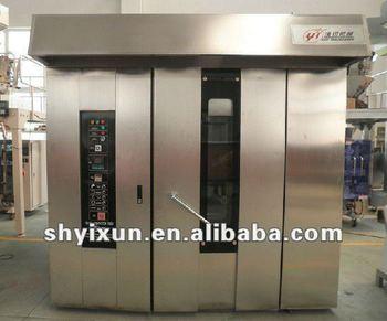 YX Meat Baking rotary oven, port baking equipment, steak bakery line
