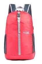 New Design Ultra Light Foldable Nylon Travel Backpack ,Duffle Bag